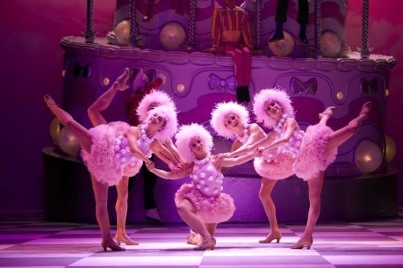 Matthew Bourne's Nutcracker! via Londondance.com