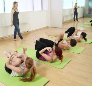 Awareness Through Movement Feldenkrais Class