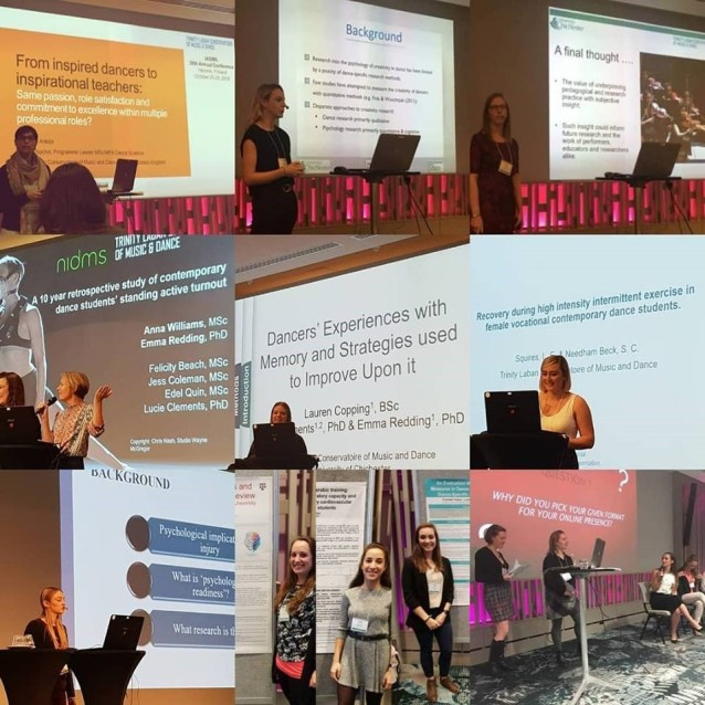 IADMS presentations