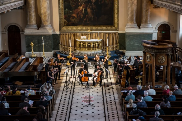 Chapel Concert - LC